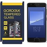 GoRogue[TM] Anti-Burst Curved Tempered Glass Screen Protector For Lenovo Z2 Plus [Zuk Z2]