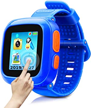 Watch for Kids Watch Kids Smart Watch for Kids Watch with Games Camera Alarm Timer Pedometer Wrist Watch for Kids Boys Girls Toys Age 3-11 Years ...