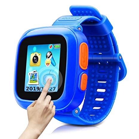 Watch For Kids Watch Kids Smart Watch For Kids Watch With Games Camera Alarm Timer Pedometer Wrist Watch For Kids Boys Girls Toys Age 3 11 Years