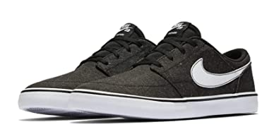 promo code 1a6ef 160ca Image Unavailable. Image not available for. Color  Nike Men s SB Solarsoft  Portmore II Canvas ...