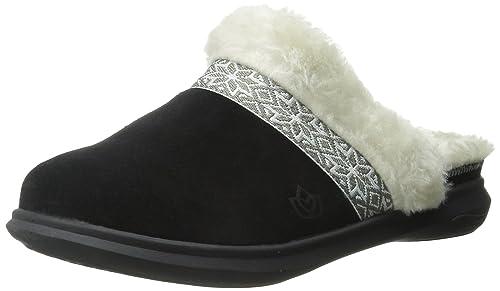 Spenco Women's Nordic Slide Mule, Black, ...