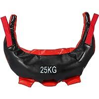 MMMM Bokszak voor gewichtheffen, Bulgaarse krachttraining, zandzak, fitness, boksen, training, zandzak, blauw