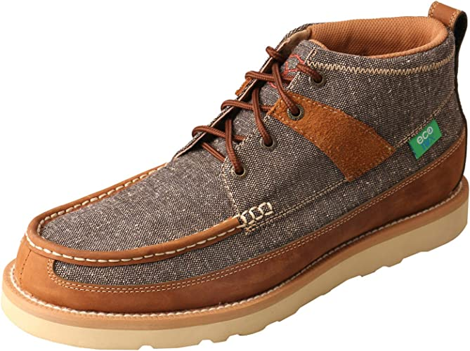 Twisted X Men's ECO TWX Casual Shoe DustBrown