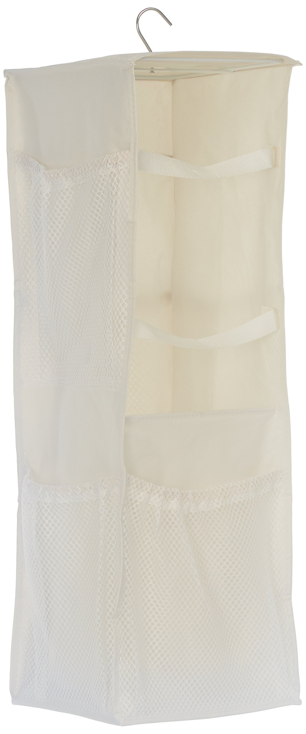 Richards Homewares 64511 Ivory Revolving Giftwrap Organizer Holiday