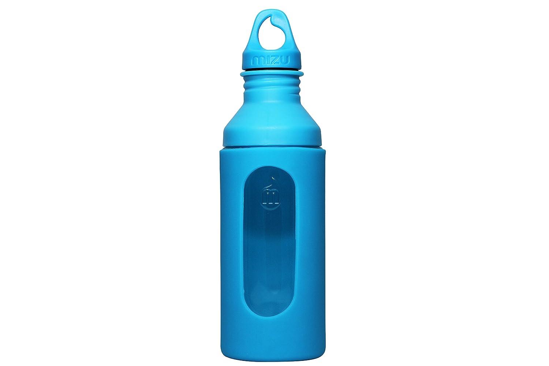 Mizu Trinkflasche G7 Glass Bottle Loop Cap
