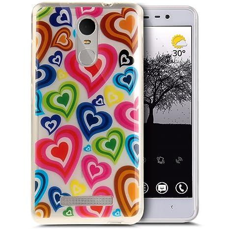Ikasus® Funda/Carcasa Xiaomi Redmi Note 3, funda con diseño ...