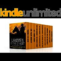 LAWMEN OF THE OL' WEST: (10 Book Box Set)