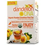 Organic Roasted Dandelion Root Tea (20 Bags)