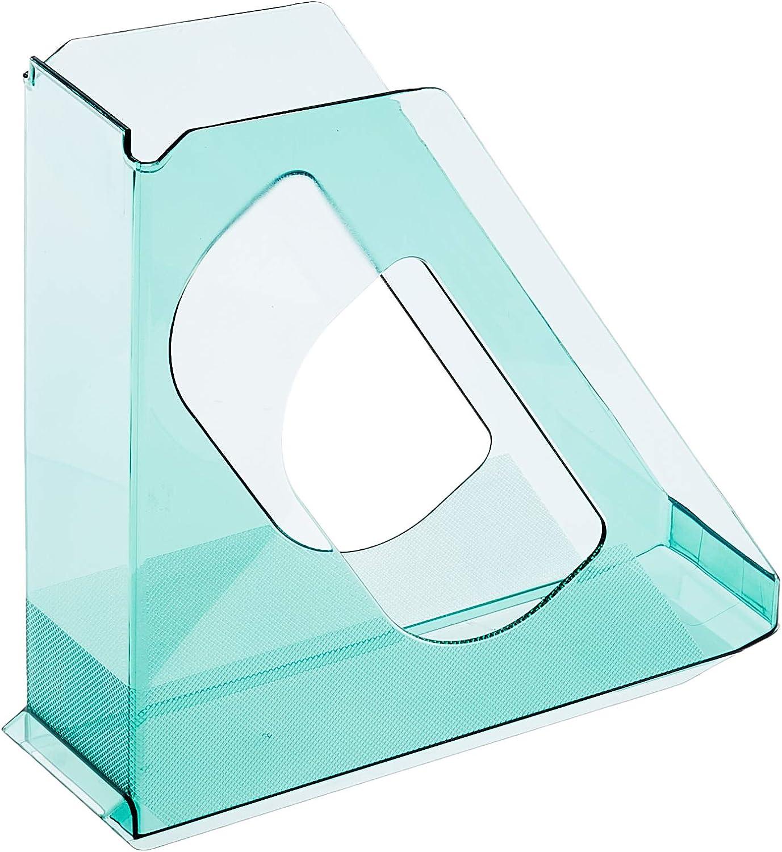 colore: Verde Esselte 626280 10 pezzi Portariviste ColourIce