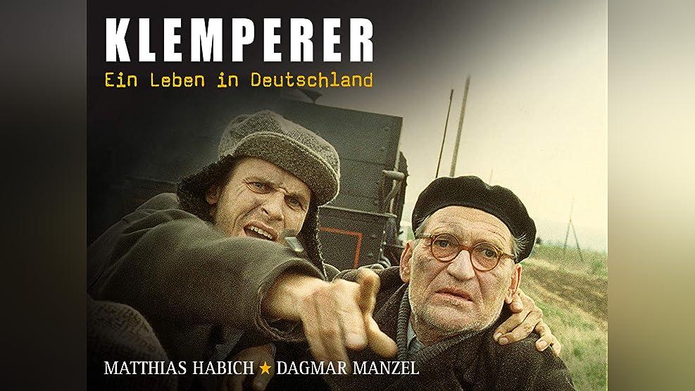 Klemperer - Ein Leben in Deutschland, 12-tlg. Historiendrama