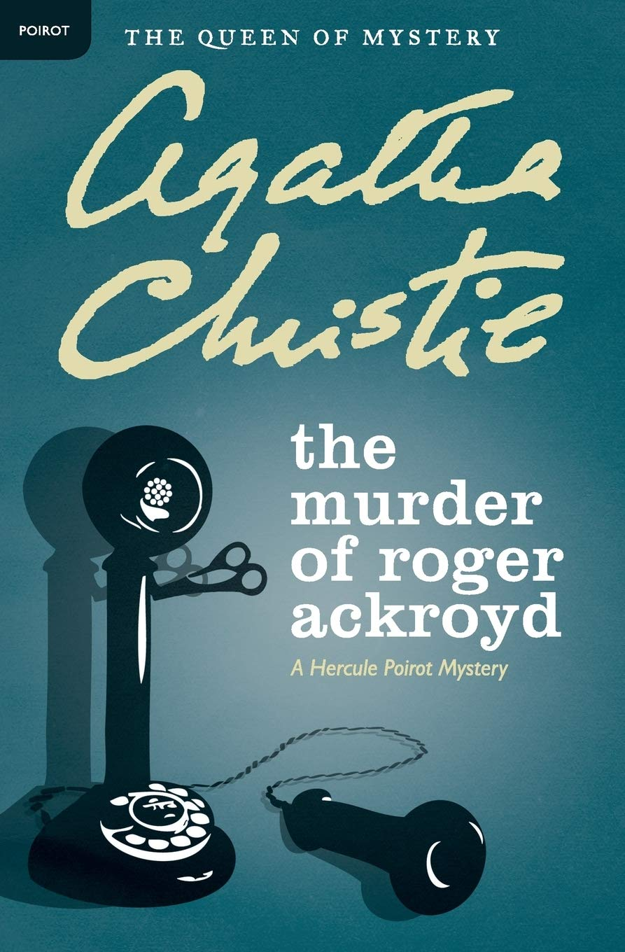The Murder of Roger Ackroyd: Christie, Agatha: Amazon.com.mx: Libros