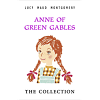 Anne Of Green Gables the Complete Collection 8 Book (English Edition)