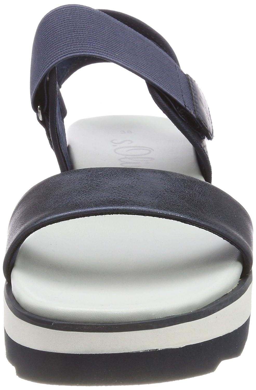 f099c7abf2d s.Oliver Women s 28202 Flatform Sandals  Amazon.co.uk  Shoes   Bags