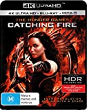 Hunger Games: Catching Fire (4K UHD/Blu-ray/UV)