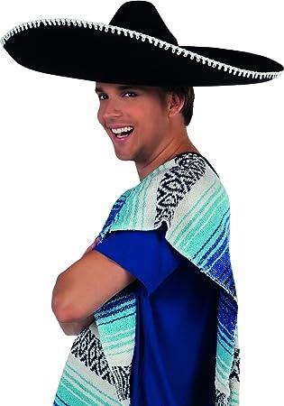 Boland Sombrero adulto negro - Talla única  Amazon.es  Juguetes y juegos 0c1a4e805aa