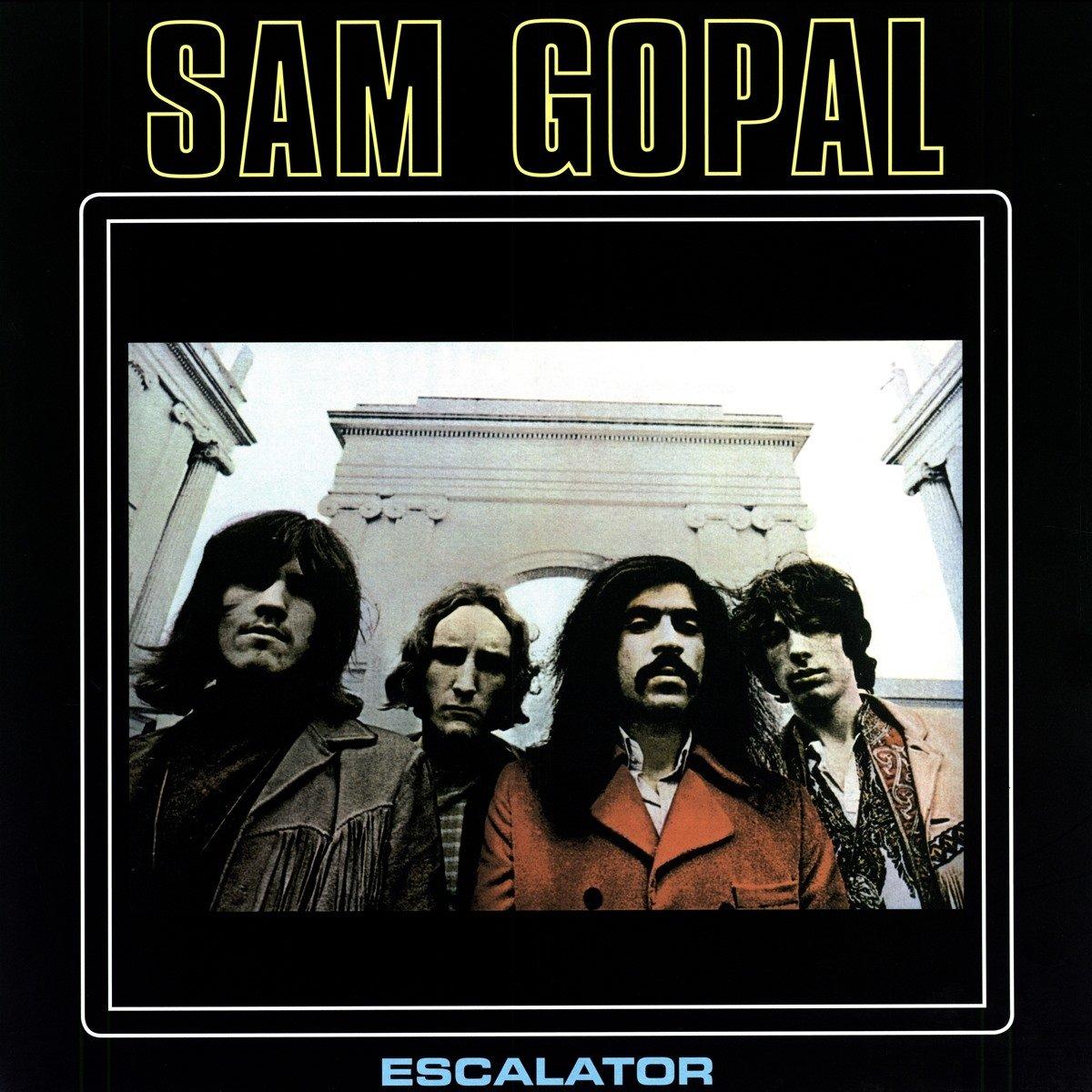 "Vinilo : Sam Gopal - Escalator (With Bonus 7"", Colored Vinyl, Red, 2PC)"