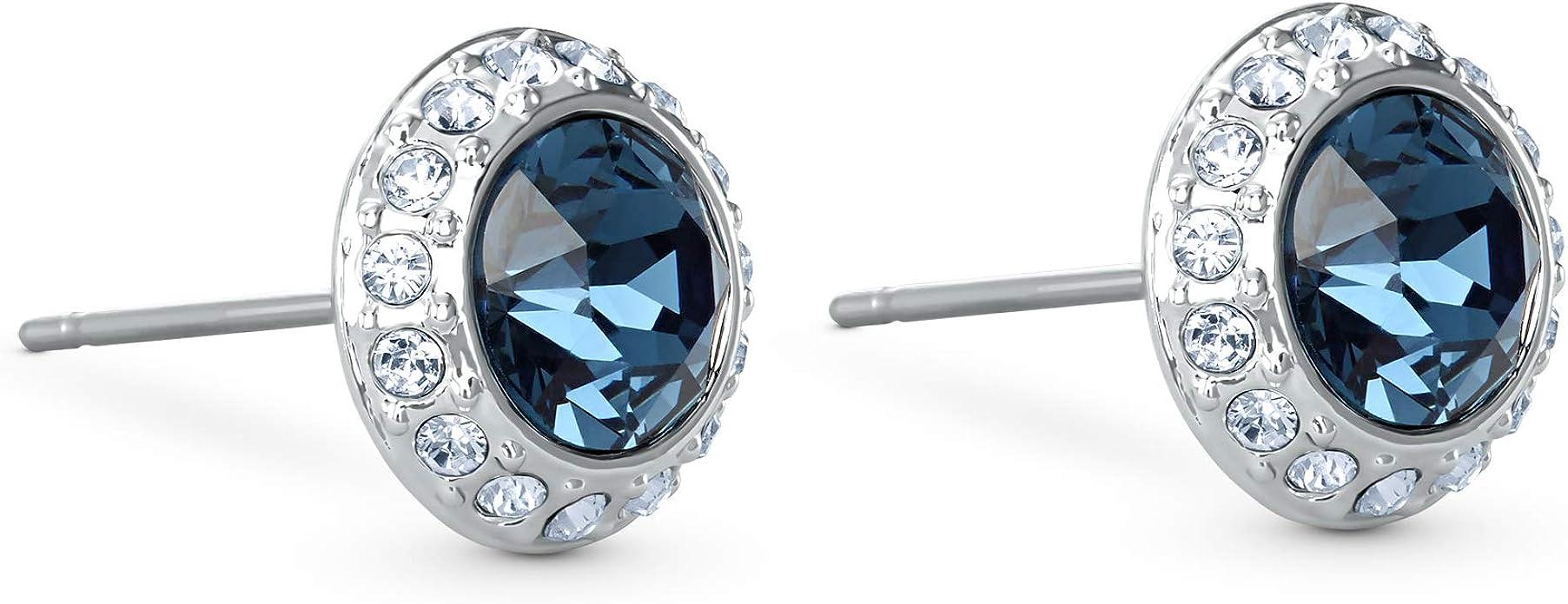 Details about  /Dreamz BLUE SWIRL EARRINGS MOD Avant Garde Handmade Metal Craft Jewelry Barbie