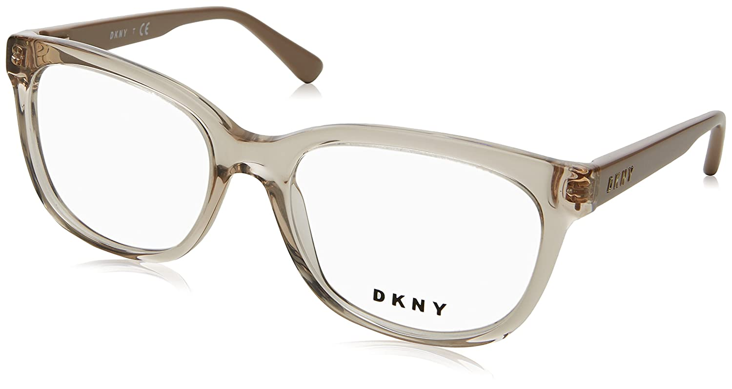 Eyeglasses Donna Karan New York DY 4677 3713 BEIGE TRANSLUCENT at Amazon  Men's Clothing store: