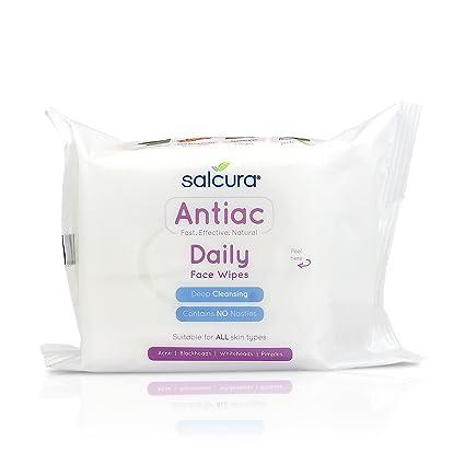 Salcura Antiac Facial Diario toallitas 25 toallitas