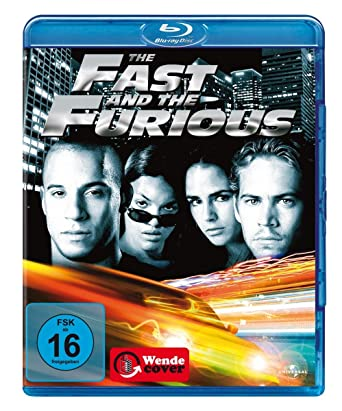 The Fast and the Furious [Alemania] [Blu-ray]