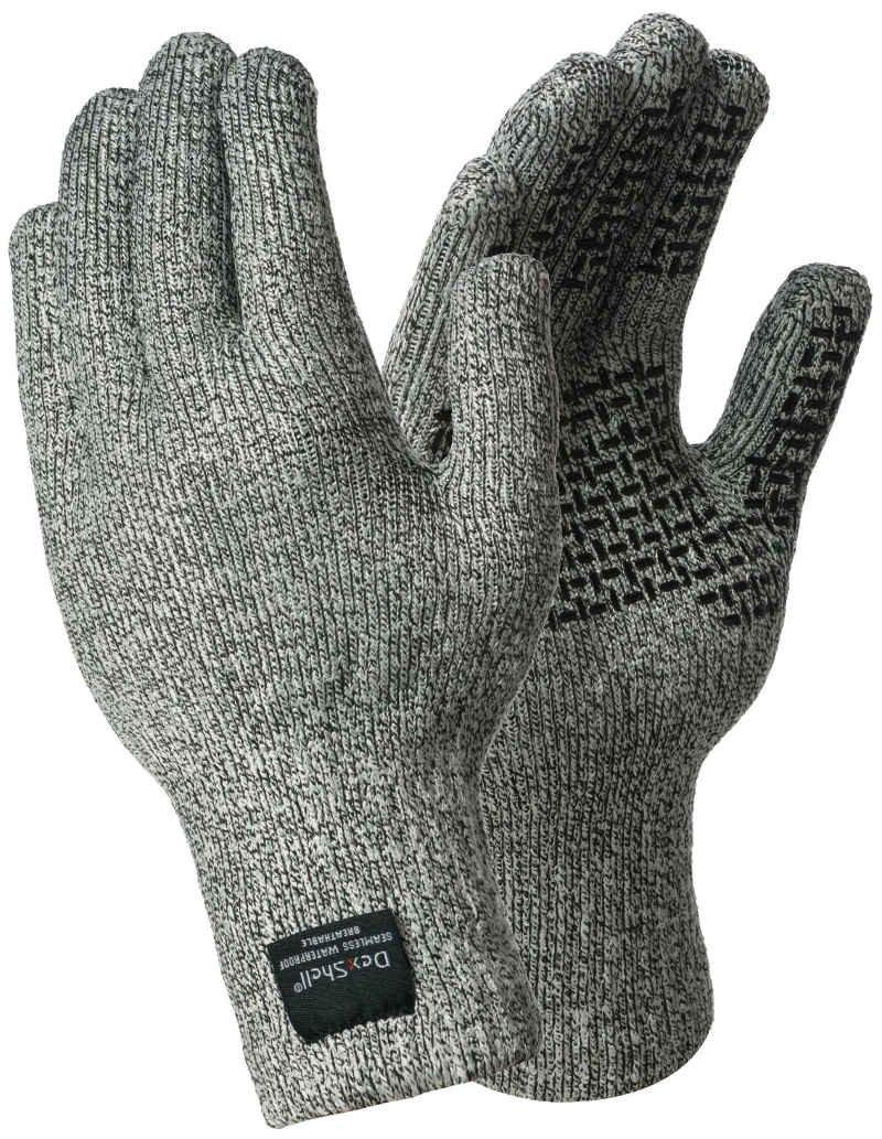 DexShell Wat-Strümpfe, wasserdicht, Techshield Touchscreen-Handschuhe