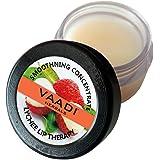 Vaadi Herbals Lip Balm, Lychee, 10g