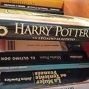 Harry Potter y el legado maldito: Partes uno y dos: Amazon.es ...