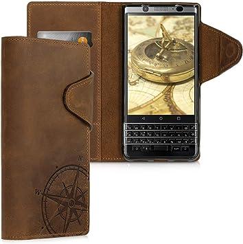kalibri Funda Compatible con Blackberry KEYone (Key1): Amazon.es ...