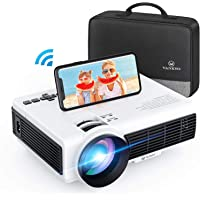 VANKYO Leisure 3W Mini WiFi Projector with Smart Phone Synchronize, 1080P Supported, WiFi Portable Projector Compatible…