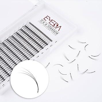 Amazon.com : EMEDA 240PCS 3D W 0.15 C Curl 8-14MM MIX Volume Cluster Eyelash Extension False Eyelashes Individual Lash Extensions : Beauty