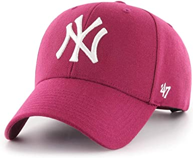 47_brand Gorra Mlb New York Yankees Mvp Curved V Struct fit ...