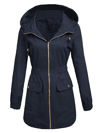 Outdoorjacke damen mantel
