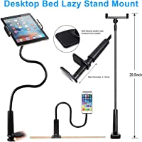 BROLAVIYA ® Flexible Lazy pod Stand Mount for Mobile and Tablets by Iceberg Makers