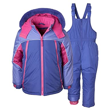0de755844fa4 Amazon.com  Wippette 2-Piece Snowsuits For Girls And Boys  Kids ...