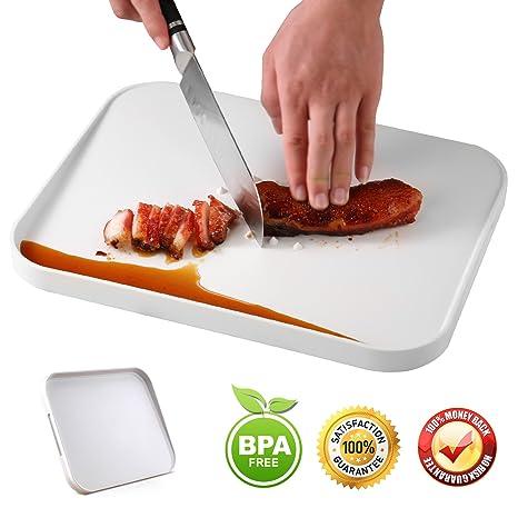 d7a1686f052 Tabla de cortar con surco
