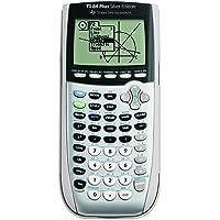 Texas Instruments TI84 Plus Sylver+G Calculatrice graphique