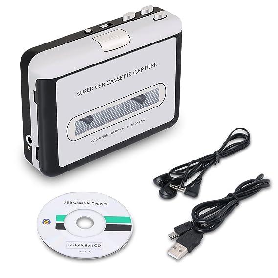Ezcap Tragbare Cassette Player Mp3 Player Mit Kopfhörer-konvertieren Walkman Band Kassette Zu Mp3 Format-sparen Zu Usb Flash Disk Unterhaltungselektronik