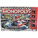 マリオカート Mario Monopoly Board Game モノポリーボードゲーム 英語版 [並行輸入品]