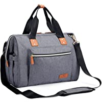Changing Bag, Welavila Large Baby Nappy Diaper Bags Multi-Function Hospital Maternity Bag with Changing Mat and Insulated Pocket for Mom & Dad