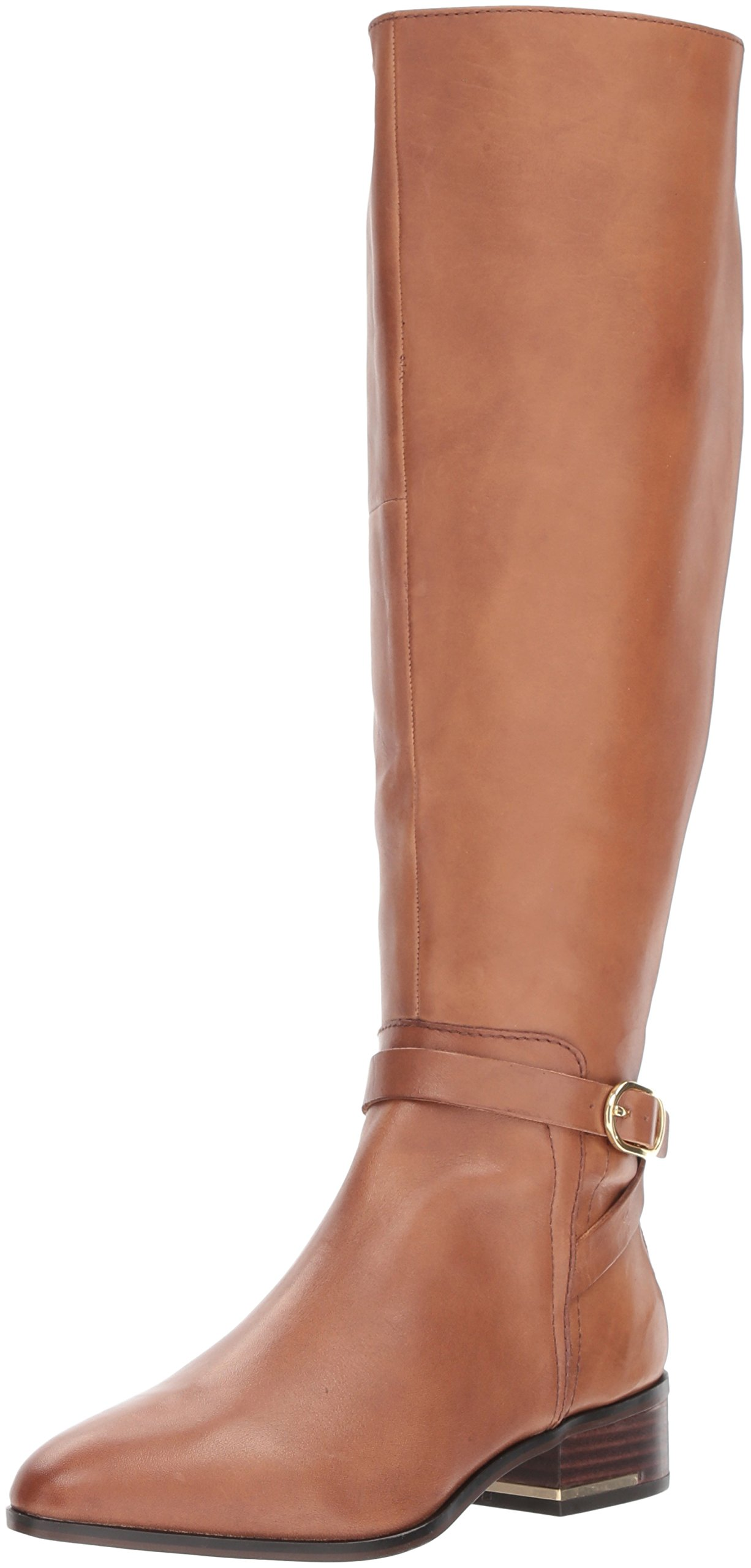 Aldo Women's Yelawiel Knee High Boot, Cognac, 8.5 B US