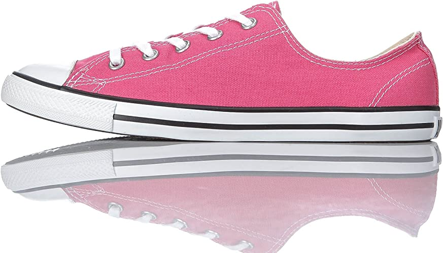 Converse As As Ox Dainty Canvas, Baskets Basses Mixte Adulte