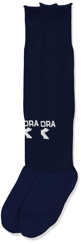 Diadora Squadraサッカーソックス B00021FW1Y Medium|ネイビー ネイビー Medium