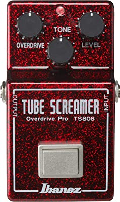 Ibanez 40th Anniversary Tube Screamer Overdrive Pedal
