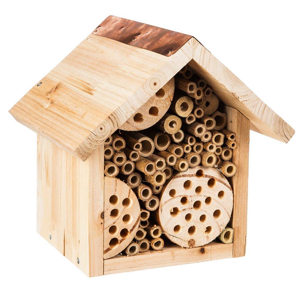 Evergreen Bee Habitat Wall Mounted