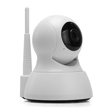ACALI WiFi 720P Full HD, cámara IP Pan Tilt Home con WDR para CCTV de seguridad ...