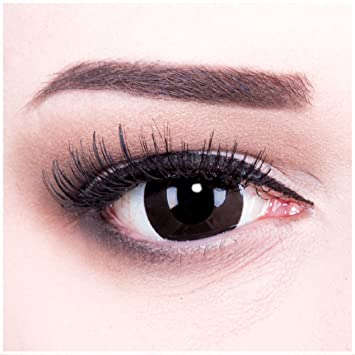 Colores Mini esclerótica Contacto lente Lenses Incluye 60 ml ...