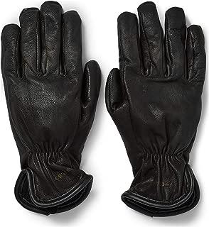 product image for Filson Original Lined Goatskin Gloves - Black - L