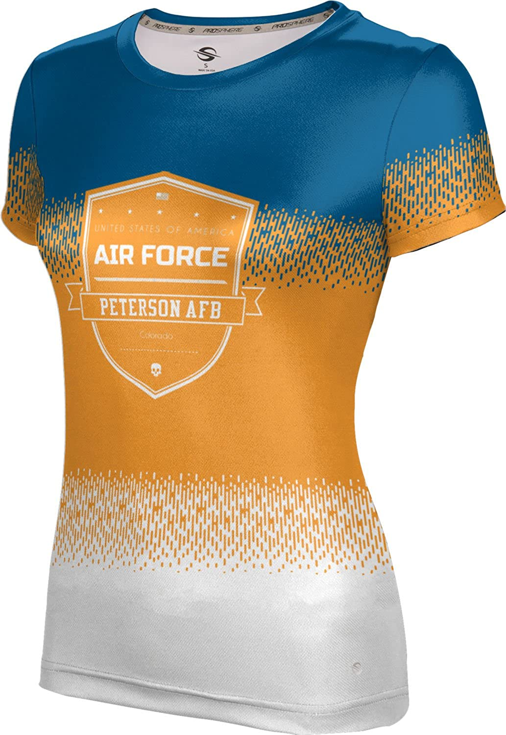 ProSphere Women's Peterson AFB Military Drip Tech Tee