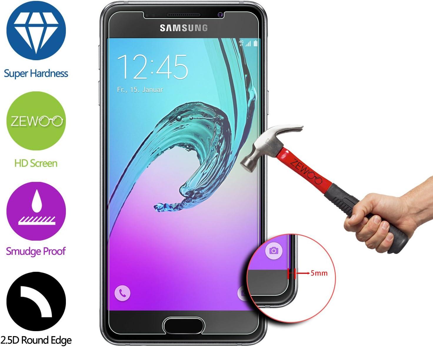 ZeWoo para Samsung Galaxy A3 (2016) / A3 (2016) Duos (4,7 Pulgadas ...