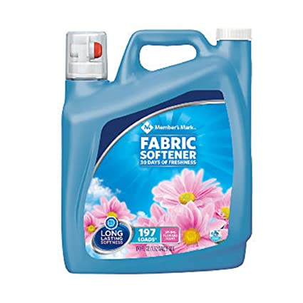 Amazon Com Member S Mark Liquid Fabric Softener Spring Flowers